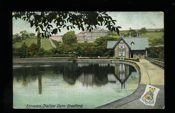 Days Past One Pound Postcard Yorkshire Bradford